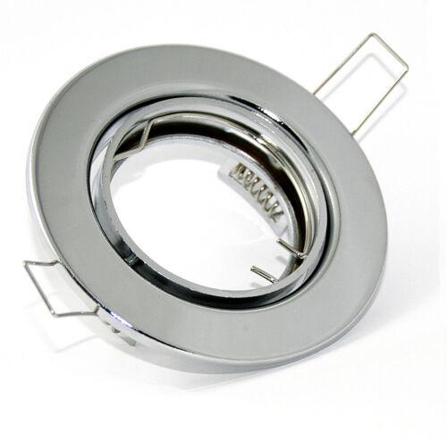 Decken Spot Lia 230V High Power Led 5 W = 50 W Lampe GU10 Dimmbar