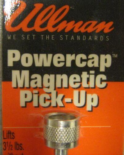 Hecho en USA Iman Tescópico retractil bolsillo ULLMAN HT2  con  Powercap ®