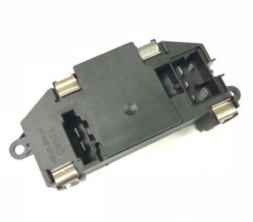 Blower Motor Regulator HVAC Fan Resistor Brand New for AUDI /& VW
