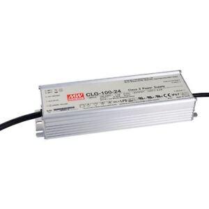 MEAN-WELL-CLG-100-24-singola-uscita-LED-ALIMENTAZIONE-ELETTRICA-24V-4A-96W