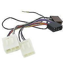 CT20MZ01 Mazda Tribute Xedos 6 ISO Stereo Head Unit Harness Adaptor Wiring Lead