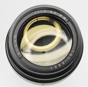 Leitz-Elcan-65mm-f1-4-1010001-Extremely-Rare