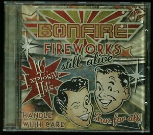 Bonfire Fireworks Still Alive CD new | eBay