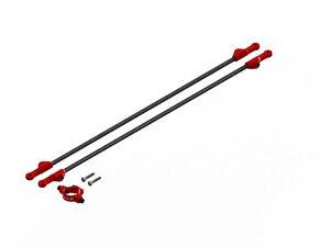 Lynx Blade 230 S / 250 Cfx Rouge Poutre De Queue Appui Set Lx1755 Gamme ComplèTe D'Articles