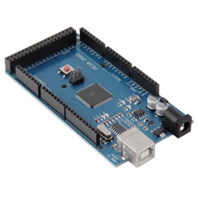 New Atmega2560-16AU CH340G ATMEGA 2560 R3 Board Mega2560 R3 Arduino Compatible