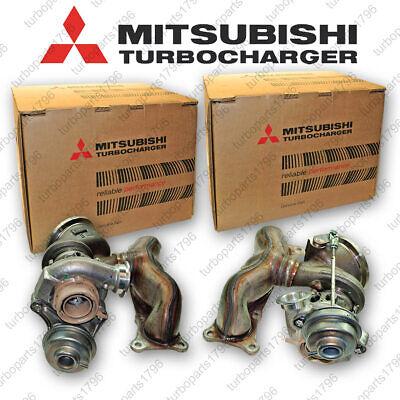 11657649296 11657649297 BMW Turbolader Montagesatz 740i F01 F04 X6 E71 E72 35i x