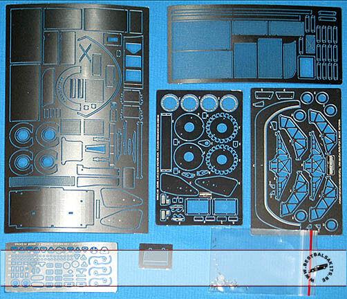 FULL DETAIL SET MAZDA 787B PHOTO ETCH DETAIL UP for TAMIYA 1 24