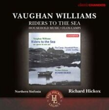 VAUGHAN WILLIAMS: RIDERS TO THE SEA NEW CD