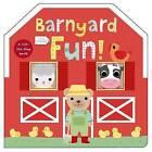 Little Friends: Barnyard Fun! by Roger Priddy (Board book, 2015)