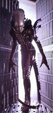 ALIEN Licensed Deluxe Big Chap Xenomorph 1979 Film ArtFx STATUE Set w/ LED Light