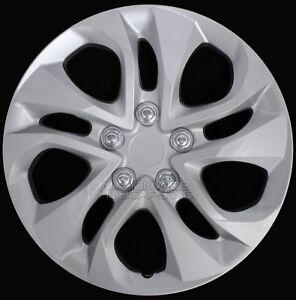 "4 New 16/"" Wheel Covers Full Hub Caps fit Steel Rim for 2015-2018 Toyota Camry L"