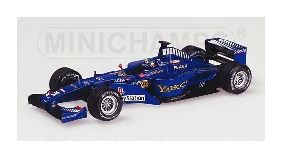 Minichamps Prost Peugeot AP03 2000 1 18 Jean Alesi (FRA)