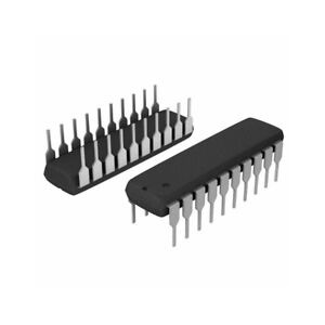 5Pcs Chip 74HC540 HC540 DIP20 DIP-20 Ic New bi