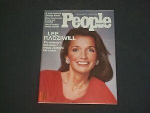 1976-NOVEMBER-1-PEOPLE-MAGAZINE-LEE-RADZIWILL-B-4831