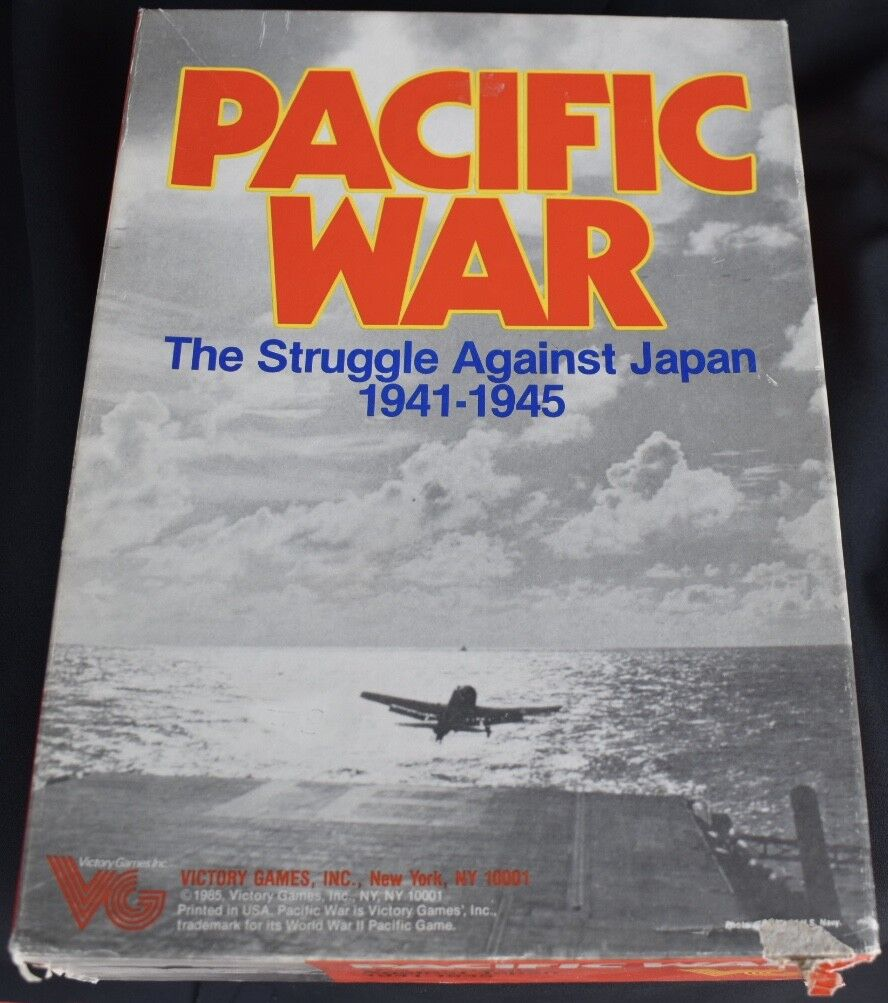 Guerra Del Pacífico lucha contra Japón 1941-1945 Juego De Mesa