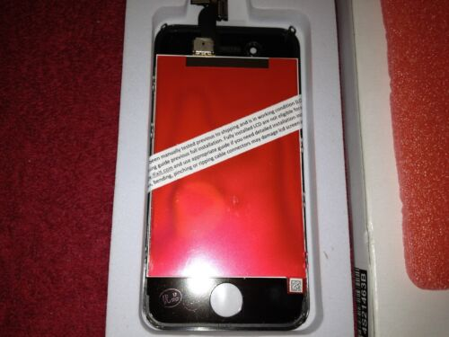 NEW LCD LED Display Screen Touch Digitizer Assembly for iPhone 4S Black 4S21463B