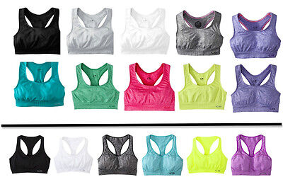 NEW C9 Champion Seamless Racerback Sports Bra Small Various Colors NWT