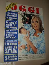 OGGI=1970/34=ALIDA CHELLI=SERGIO BENINI MAGO=ANTIOCO SATGIA=MASSIMO RANIERI=