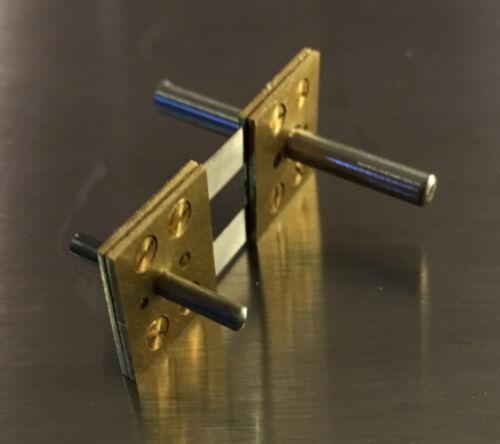 Pendelfeder Sekundenpendeluhr Stiftabstand 21 Stärke 0,10suspension spring