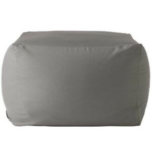 Sensational Details About Muji Beads Sofa Cover That Fit Your Body Charcoal Gray 65X65X43Cm Japan Tracking Machost Co Dining Chair Design Ideas Machostcouk