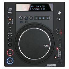 RELOOP RMP-1 SCRATCH TABLETOP  FRONT LOADER CD/MP3 PLAYER w/ SCRATCH PLATTER