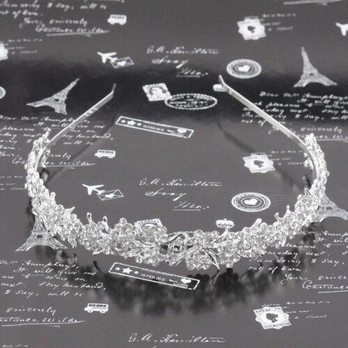 Crystal Rhinestone Headband Wedding Bridal Bride Tiara Hair Band Sell