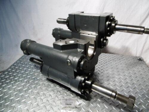 Aufnahme für Zylinder von Demag Ergotech ET80 NCIV mit 400er Spritzeinheit