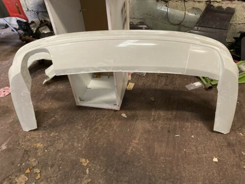 Vw Jetta Mk6 Votex Style Rear Splitter Valance Lip Jetta