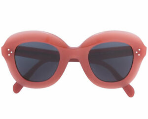 e388260a65 Image is loading CELINE-Lola-Sunglasses-in-Pink-Acetate-CL-41445-