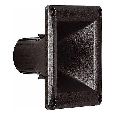 """NEW 4.52 x 4.52 Tweeter Horn Throat.Threaded.Speaker Lens.1"""".one inch 1-3/8.4.5"""""""