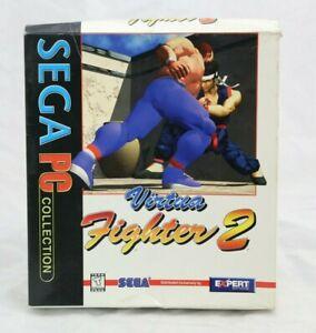 Details about PC SEGA COLLECTION Virtua Fighter 2 CIB Big Box
