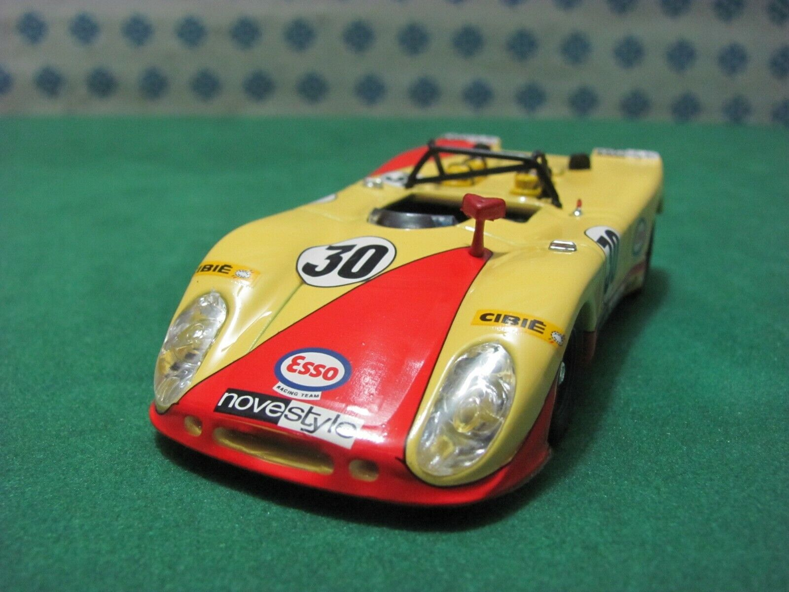 Porsche 908 2 suprême  3000cc. Spyder  Le Mans 1971  - 1 43 BEST 9150  authentique en ligne