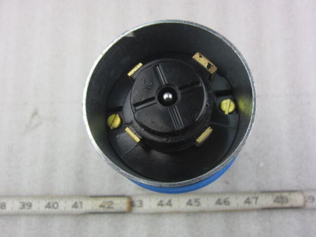Arrow Hart 60A 600V 4P 5W Plug