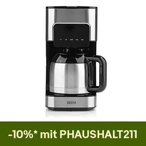 Kaffeemaschine Thermoskanne Filterkaffeemaschine Timer Display 8 Tassen b-ware