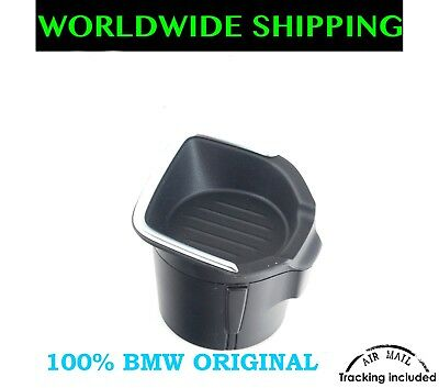 BMW 1 and 2 SERIES F20 F21 F22 F23 STORAGE TRAY CUP HOLDER LHD 51169257208