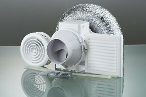 Bathroom-Shower-Fan-Kit-Loft-Ceiling-Mounted-Extractor-Duct-Vent-amp-Sofit-Timer