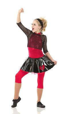 HEART BREAKER Hip Hop Dance Dress Costume Jazz CS /& CM HALLOWEEN