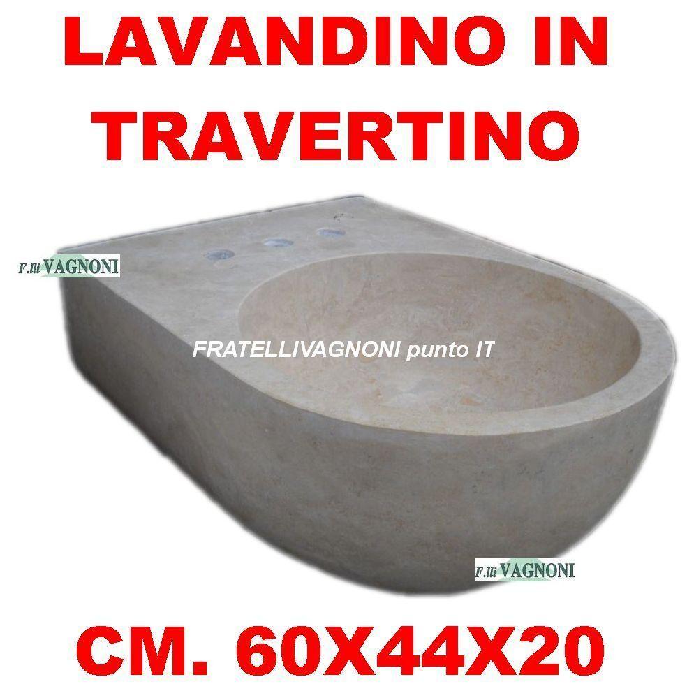 ACQUASANTIERA LAVANDINO LAVELLO LAVABO IN MARMO TRAverdeINO MASSELLO -PIETRA-VG36