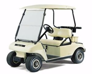 Club Car Golf Cart Service Repair Manual On Cd Disc 1984 2011 Gas Electric Ebay