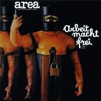 Area - Arbeit Macht Frei [new Cd] Germany - Import on Sale