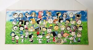 Charlie Brown Table Runner Snoopy Lucy Multiple Characters ...