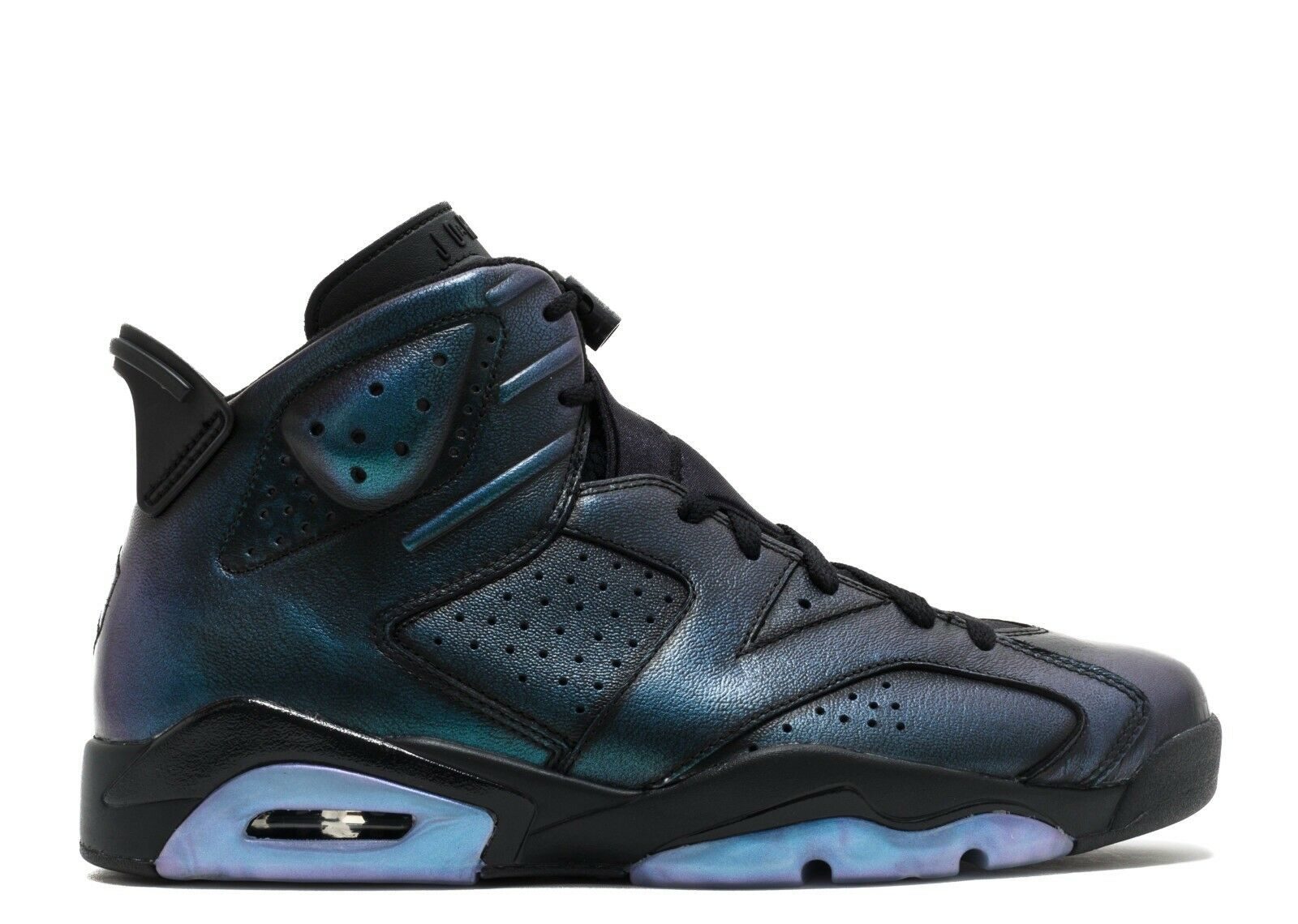 Air Jordan Retro 6 Chameleon All Star Gotta Shine 907961 015 Limited Größe 11