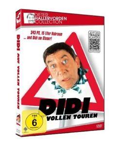 Dieter lungometraggio/Hallervorden-Didi-Didi su pieno Viaggi DVD NUOVO