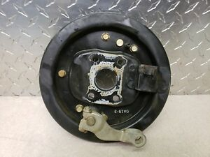 Details about 2000 Yamaha Bear Tracker 250 2WD Left Side drum brake  Assembly Plate