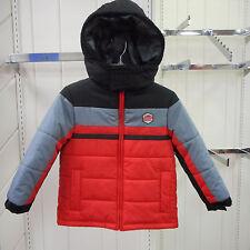London Fog Boys Size 5-6 Hooded Puffer Winter Jacket