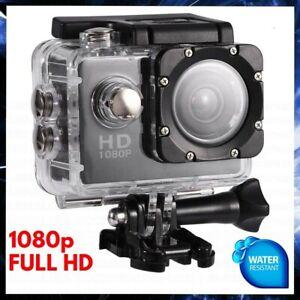 VIDEOCAMERA SUBACQUEA GOPRO ACTION CAM SPORT CAMERA HD WIFI 360 MINI DV DIGITALE