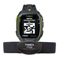 Timex Ironman Run X50+ Running Bike Fitness Bluetooth Smart Watch With Hrm