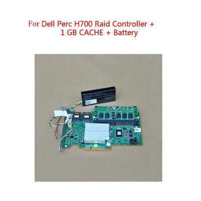 Dell Perc H700 1 GB CACHE PowerEdge Server 6Gbps SAS Raid Controller