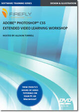 Adobe Photoshop CS5 Extended Video Training Tutorial