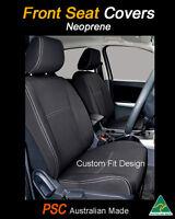 Seat Cover Toyota Kluger 2007-now Front 100% Waterproof Premium Neoprene